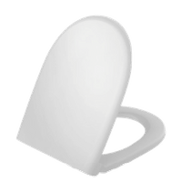 D Shape Pp Toilet Seat BP0113TB