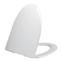 V Shaped PP Shaped Toilet SeatBP0215TB