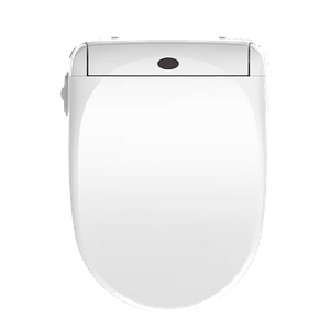 U-Shaped/D-Shaped Electronic Smart Bidet Toilet Seat B012 with Remote Control