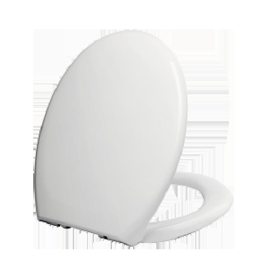 Standard Round European Design Pp Toilet Seat Bpo122tb